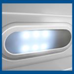 Luz LED interior